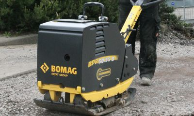 Bomag - BPR 50/55 D