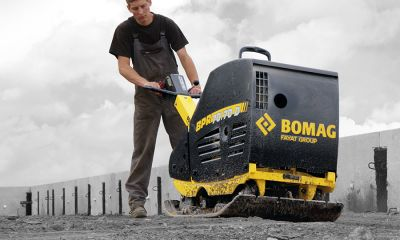 Bomag - BPR 70/70 D