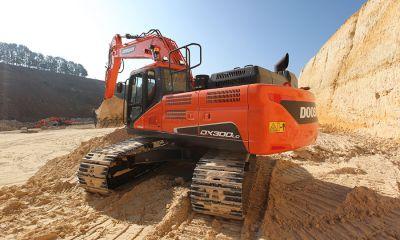 Doosan - DX300NLC-5