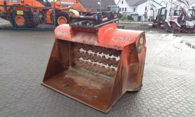 MTS/Allu Siebschaufel / Separator DN3-17 X75
